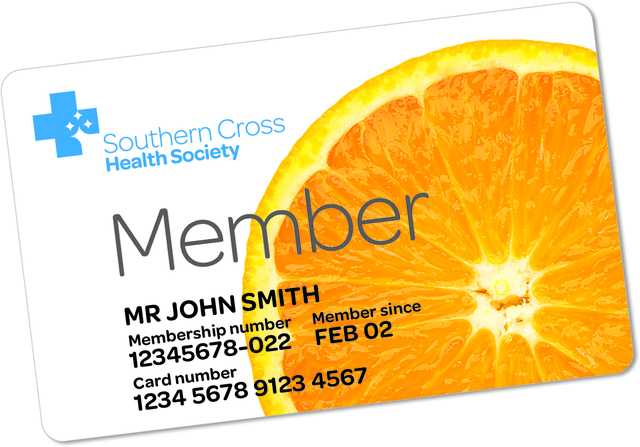 Southen Cross Health Society Easy-claim available for members